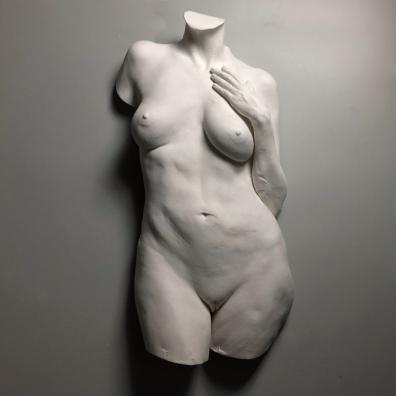 Large torso cast